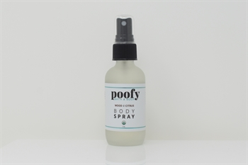 Picture of Wood & Citrus Body Spray Organic